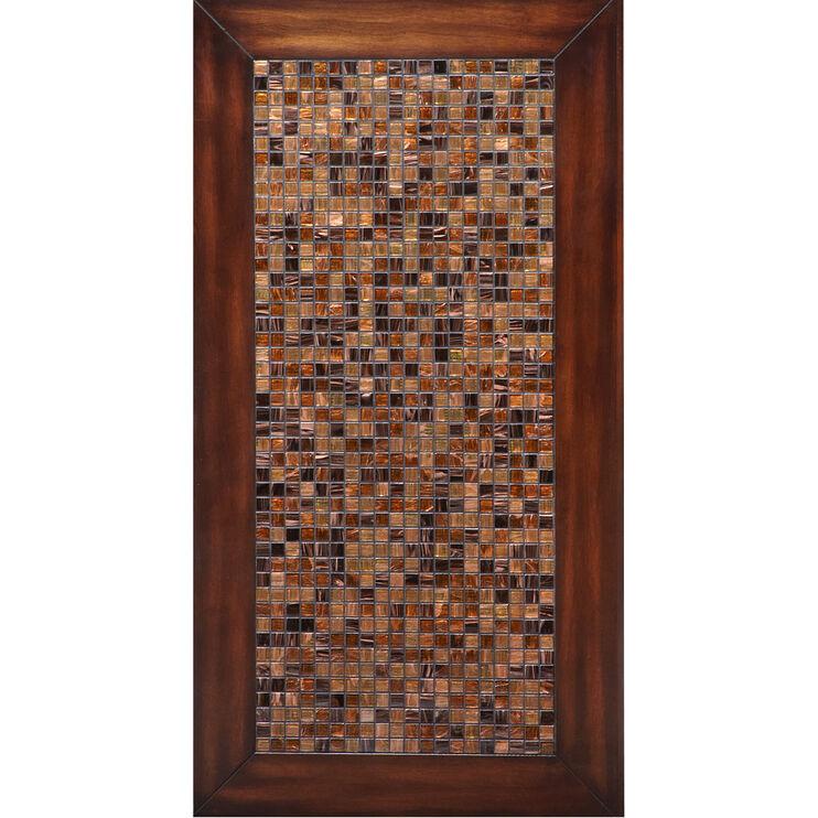 Mosaic Baroqu Brown Coffee Table