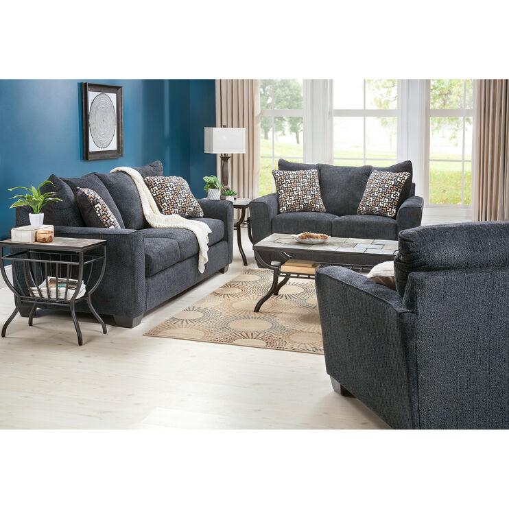 Flanders Slate Sofa