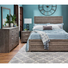 Culverbach Driftwood 4 Piece Queen Room Package