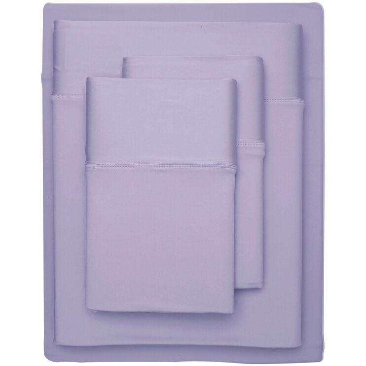 SHEEX Aero Fit Lavender Queen Sheet Set