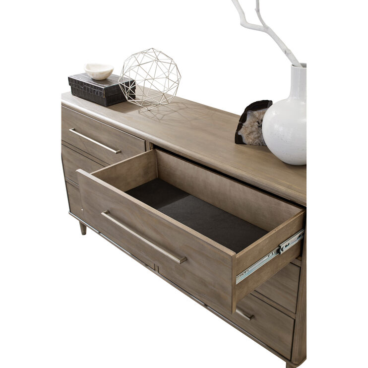 Juno Antique Mocha Dresser