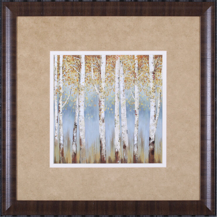 Falling Embers I Petite Framed Art