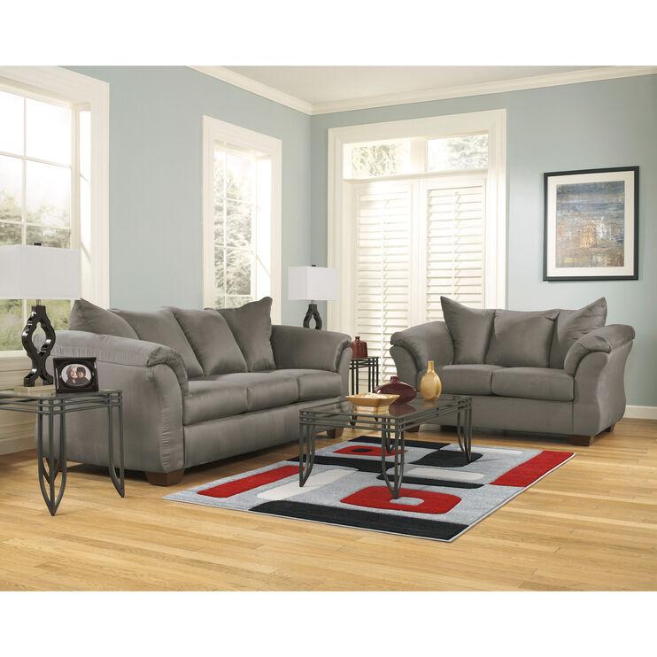 Marcy Cobblestone Sofa