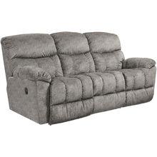 Morrison Silver Reclining Sofa