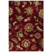 Wild Weave London Rouge 8 x 11 Rug