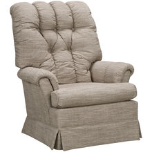 Biscay Gray Swivel Rocker