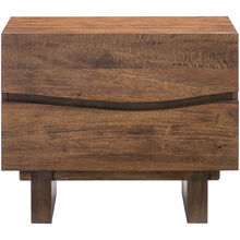Ocean Natural Brown Nightstand