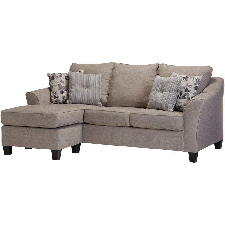 Superb Cyprus Driftwood Sofa Chaise Slumberland Furniture Camellatalisay Diy Chair Ideas Camellatalisaycom
