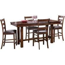 Kona Ladder Back Counter Dining Set