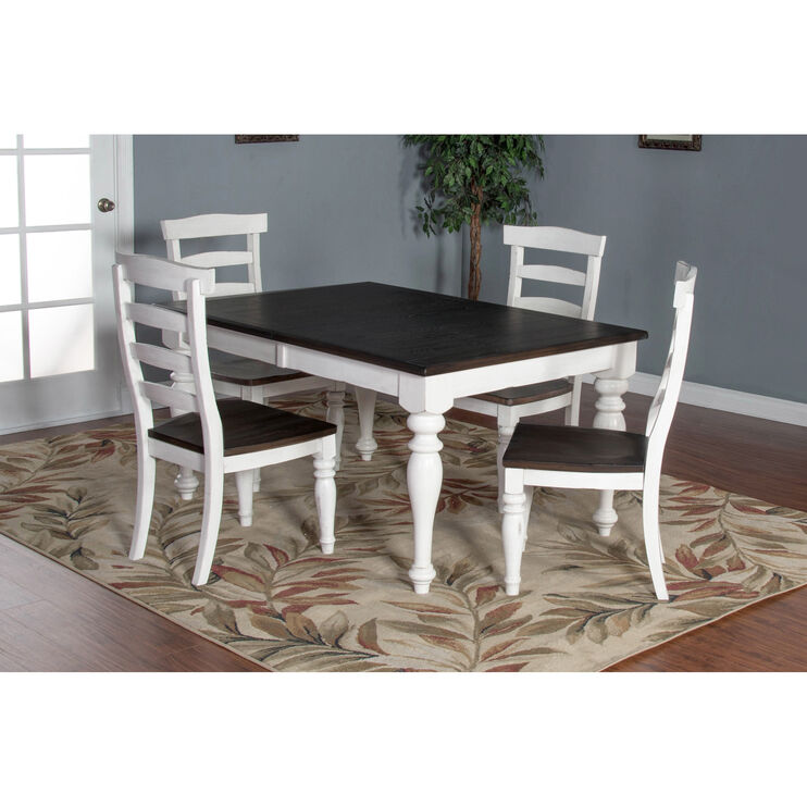 Carriage House  5 Piece Dining Set