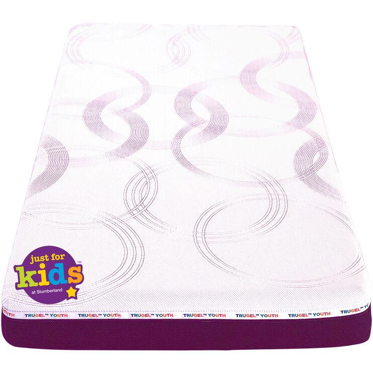 Ranger Full Purple Memory Foam Mattress