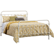 Laguna Queen White Bed