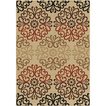 Four Seasons Clarkston Multi 5 x 8 Rug