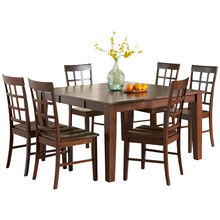 Kinston 5Pc Espresso Dining Set