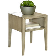 Morrisey Cream Accent Table
