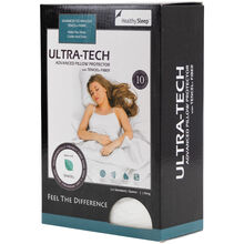 Ultra-Tech Advanced Queen Pillow Protector