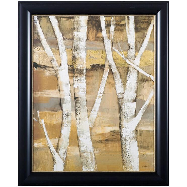 Wander The Birches I Wall Art