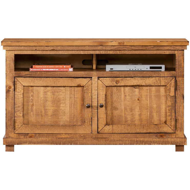 """Willow Pine 54"""" Console"""