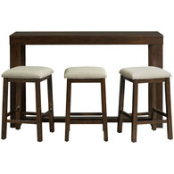 Hardy Bar table with 3 stools