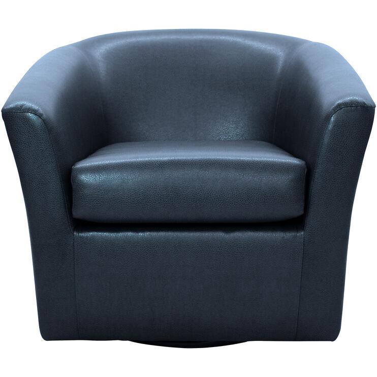 Sten Peacock Swivel Chair
