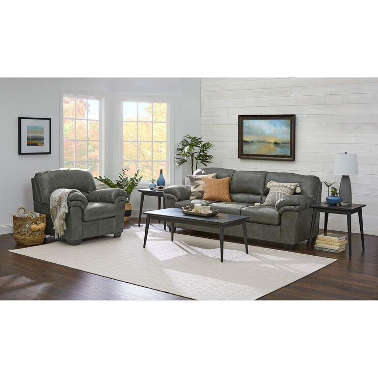 Redmond Slate Sofa