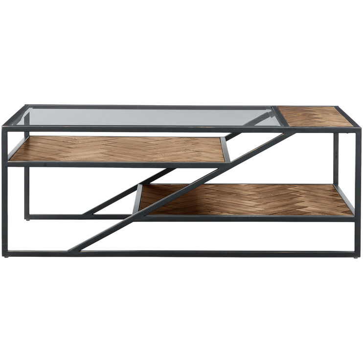 Galaway Asymmetric Coffee Table