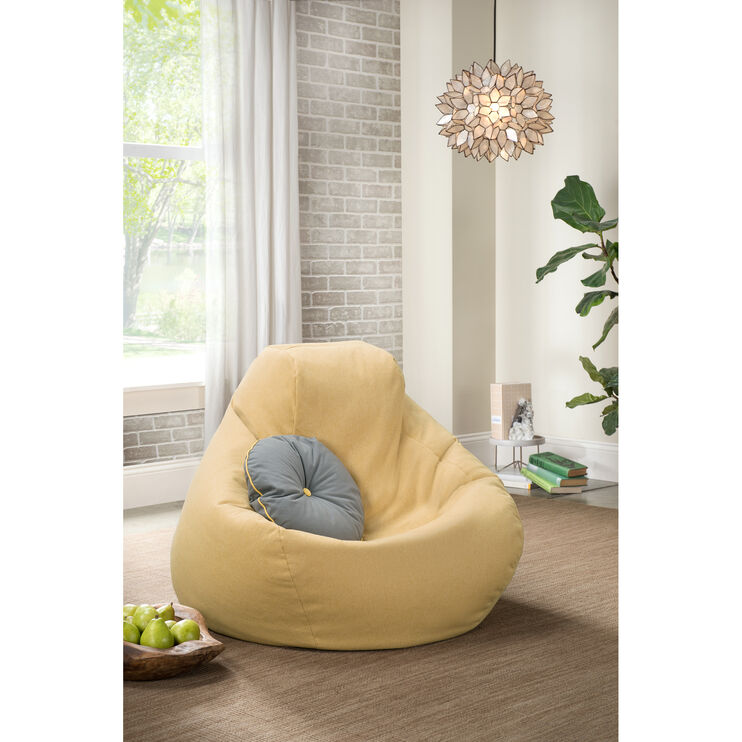Solesta Maize Large Chair