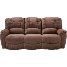 La-Z-Boy Hayes Chocolate Power Reclining Sofa