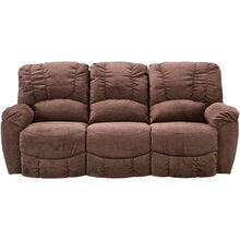 La-Z-Boy Hayes Chocolate Power Reclining Sofa