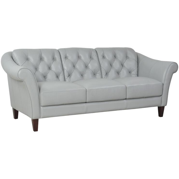 Slumberland Furniture Milan Gray Sofa