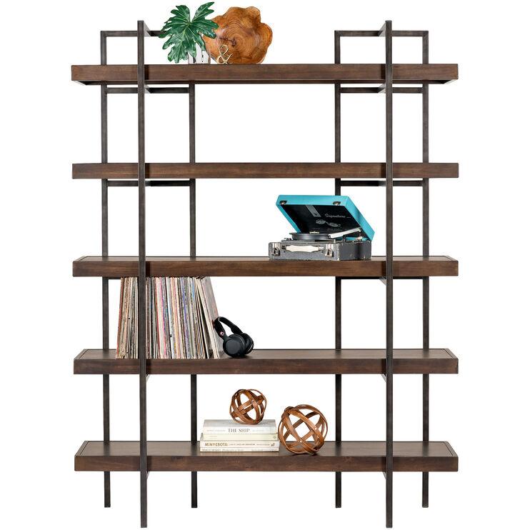 Starmore Walnut Bookcase