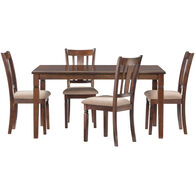 Durham 5Pc Dining Set