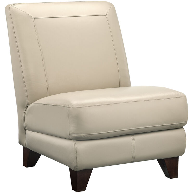 Brooklyn Taupe Accent Chair