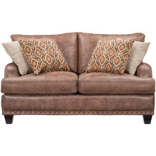 Dexter Walnut Loveseat