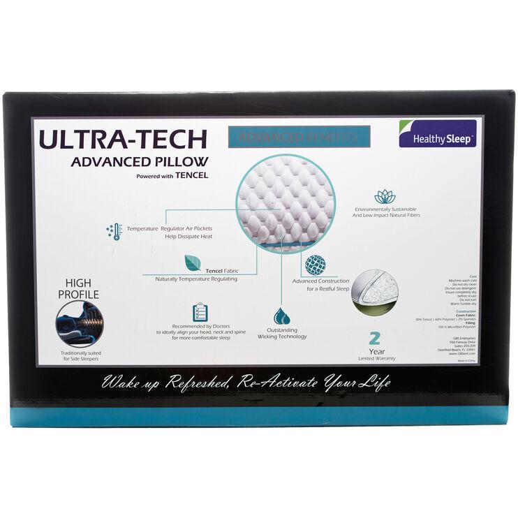 Ultra-Tech Queen High Profile Pillow