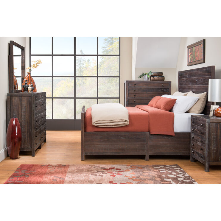 Townsend Queen Bed