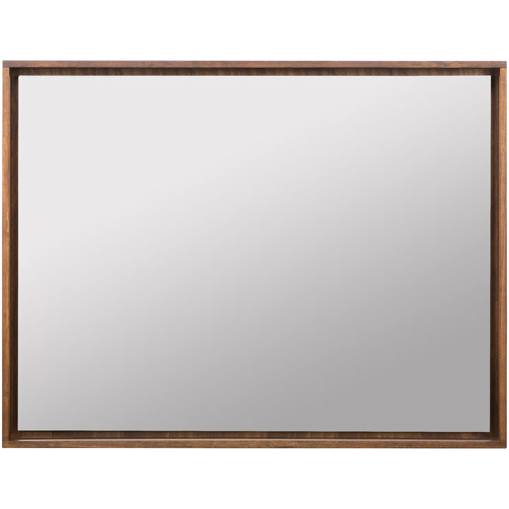 Ocean Natural Brown Mirror