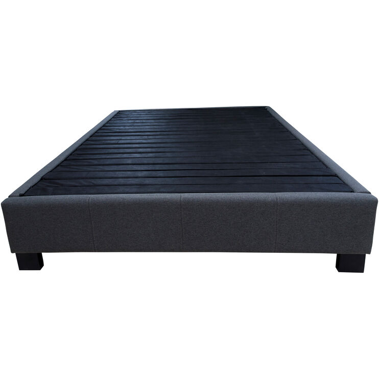 Modern Queen Bed Foundaton and Frame
