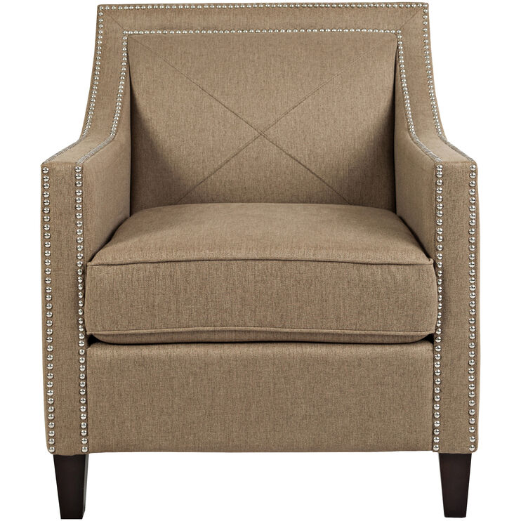 Princeton Chestnut Accent Chair