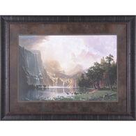 Sierra Nevadainifornia Framed Art