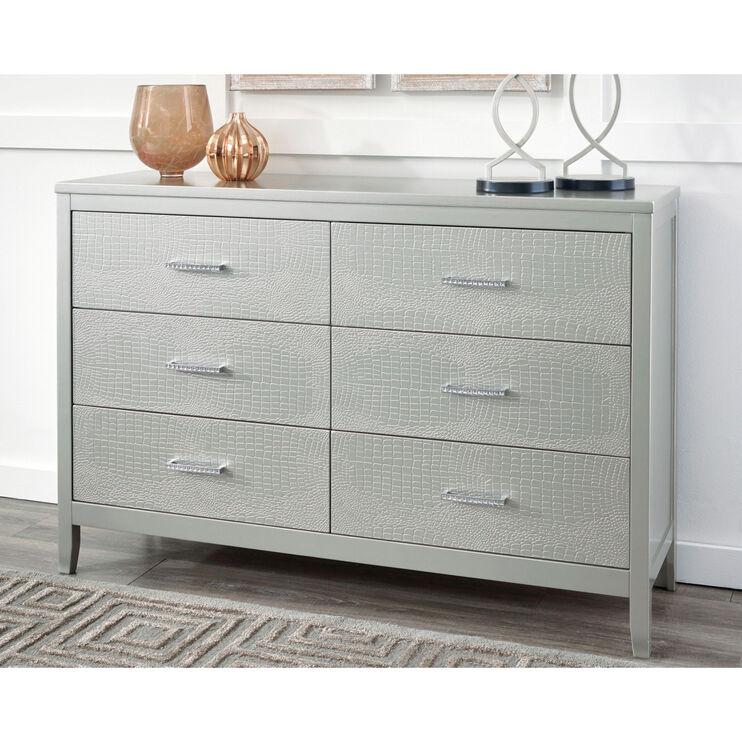 Olivet Silvertone Dresser