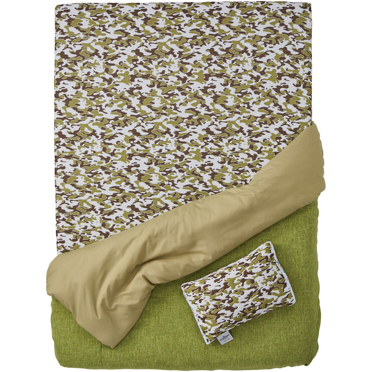 Ranger Full Camo Memory Foam Mattress