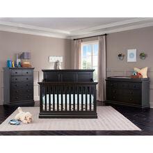 Pine Ridge Black Crib