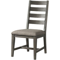 Foundry Ladder Back Side Chair