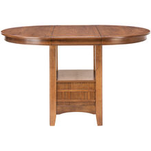 Santa Rosa Oak Counter Table