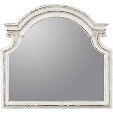 Magnolia Manor White Mirror