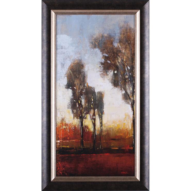 Tall Trees I Framed Art