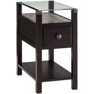 Diamenton Chairside End Table