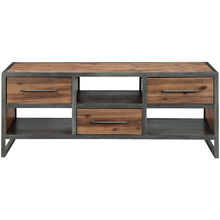 Studio 16 Walnut 3 Drawer Coffee Table