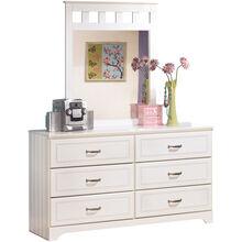 Lulu White Dresser